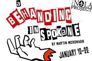 A Behanding in Spokane by Martin McDonagh
