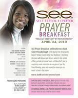 Self Esteem Elevated Prayer Breakfast