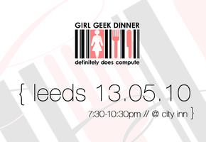 LSx2010: Girl Geek Dinner {May}