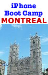 Montreal iPhone Boot Camp - Three Day Intensive...