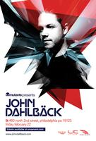 John Dahlback at Lit Ultrabar
