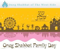 9th Annual Oneg Shabbat of The West Side - Family...