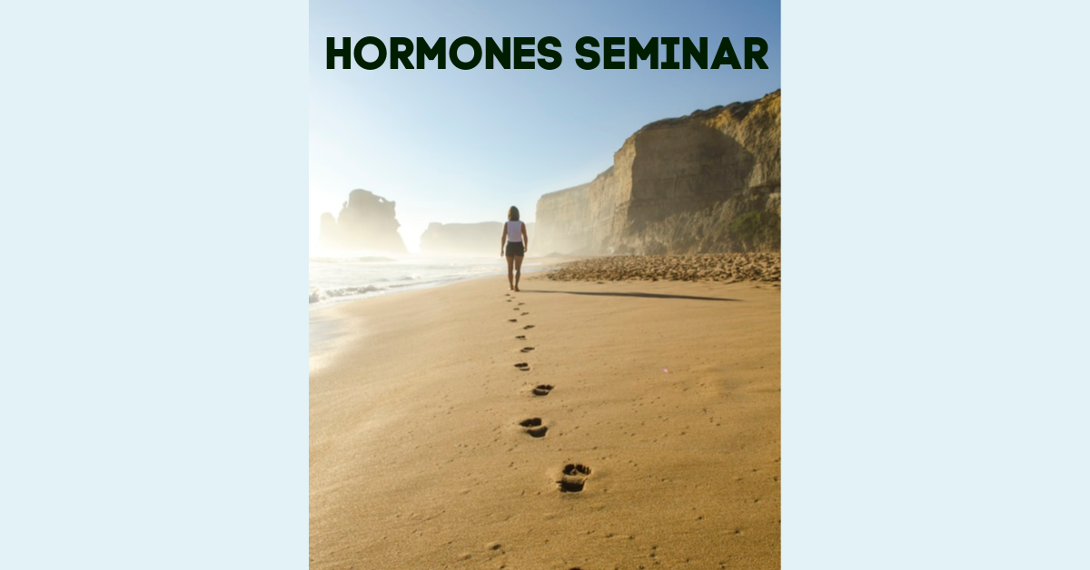 Solutions for Balancing Hormones! Seminar