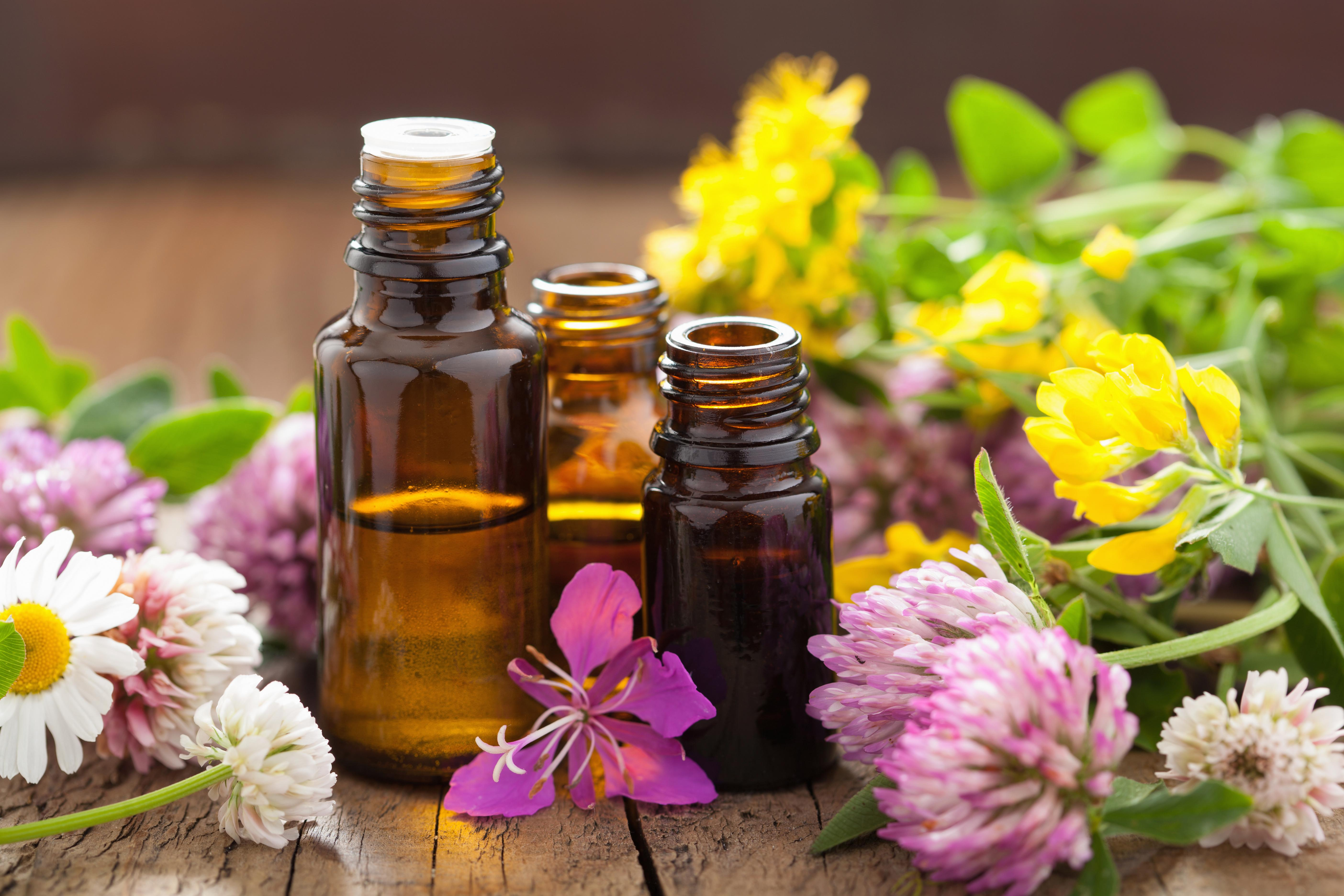 Getting Started with Essential Oils - Bury