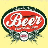 2010 City Pages Beer Festival presented by MGM