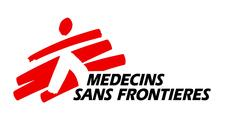 DOCTORS WITHOUT BORDERS/MEDECINS SANS FRONTIERES (MSF) logo