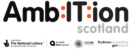 AmbITion Scotland Getting Digital Roadshow South...
