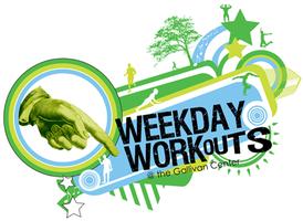 Weekday Workouts at the Gallivan Center