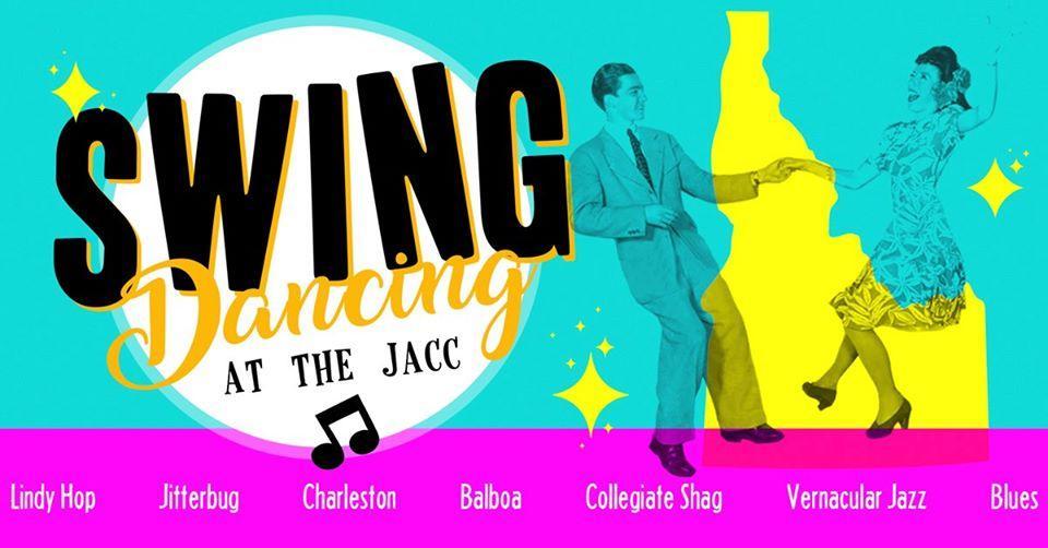 Swing Dancing at the JACC! Beginning Jitterbug