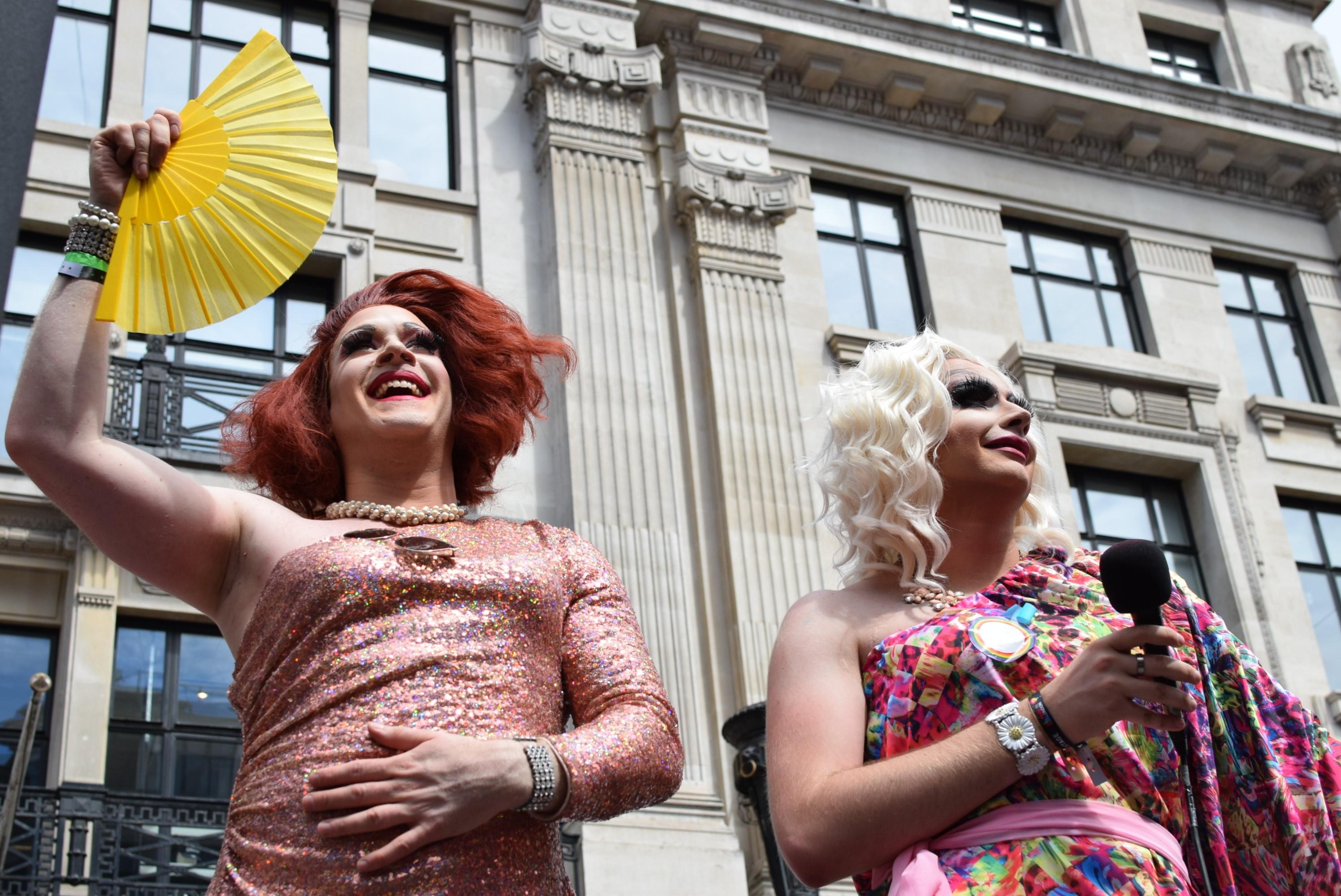 "Drunk Drag Broadway: ""The Best Little Shop of Whores"""