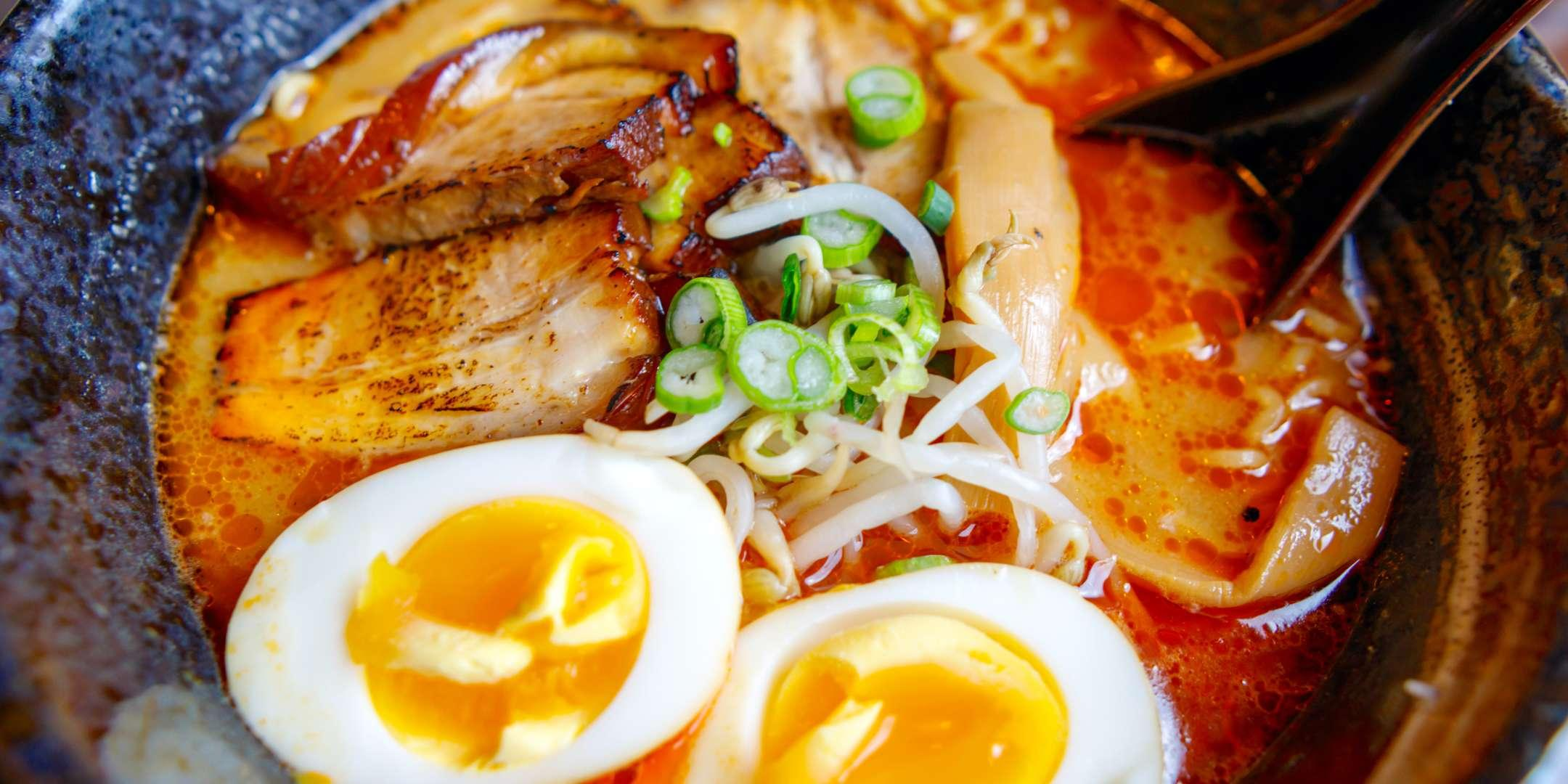 Authentic Homemade Ramen - Cooking Class by Golden Apron™