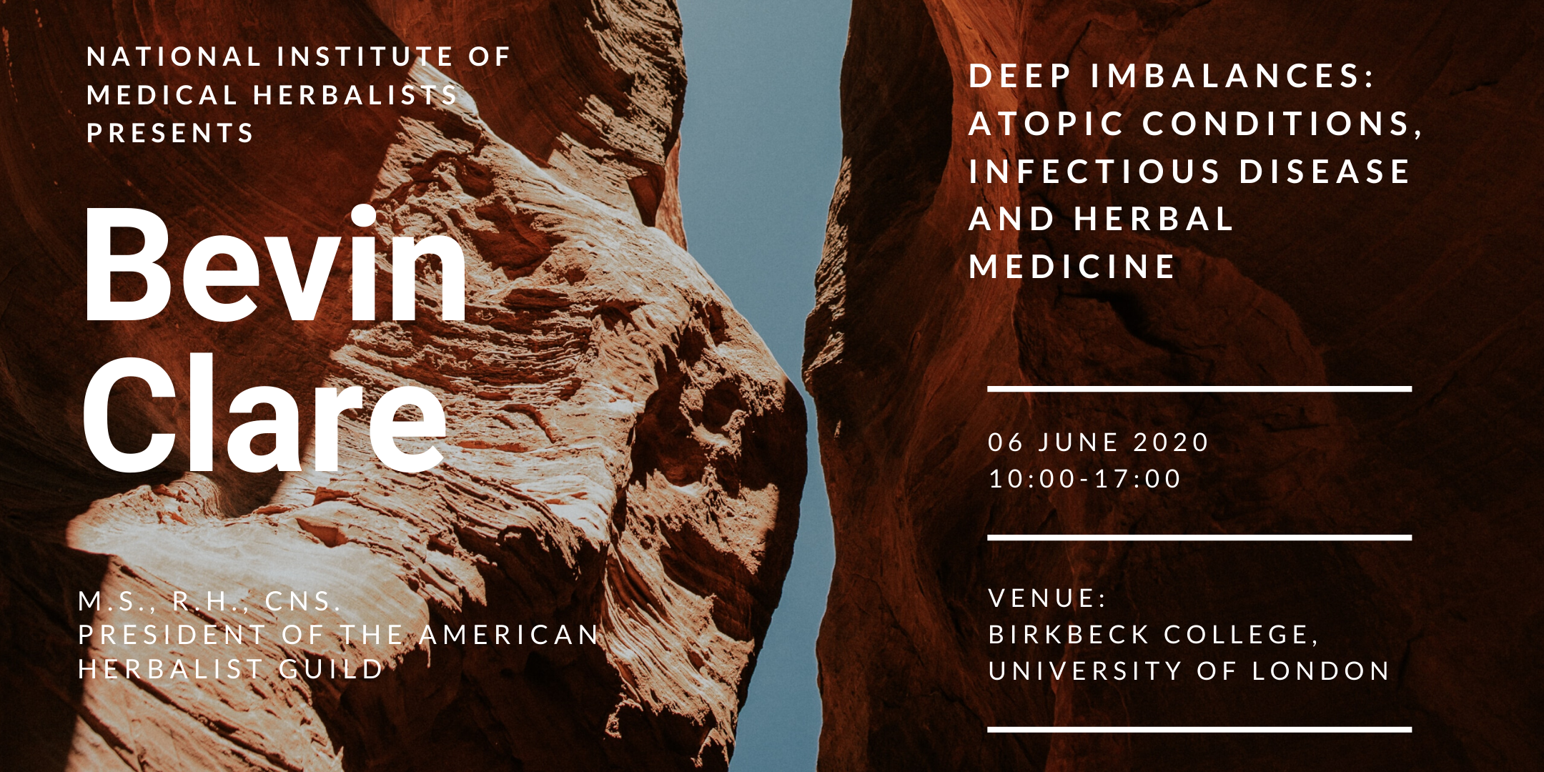 Deep Imbalances: Atopic conditions, infectious disease and herbal medicine