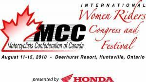 International Women Riders Congress and Festival  AMA M...