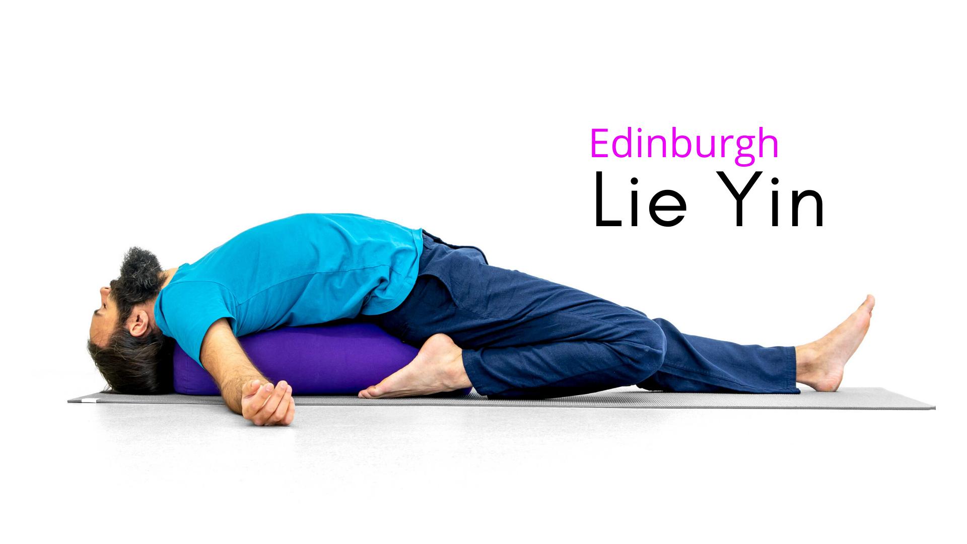 Edinburgh Lie Yin!