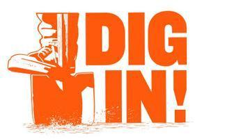 Dig In with Riverside Neighborhood Garden  and Slow...