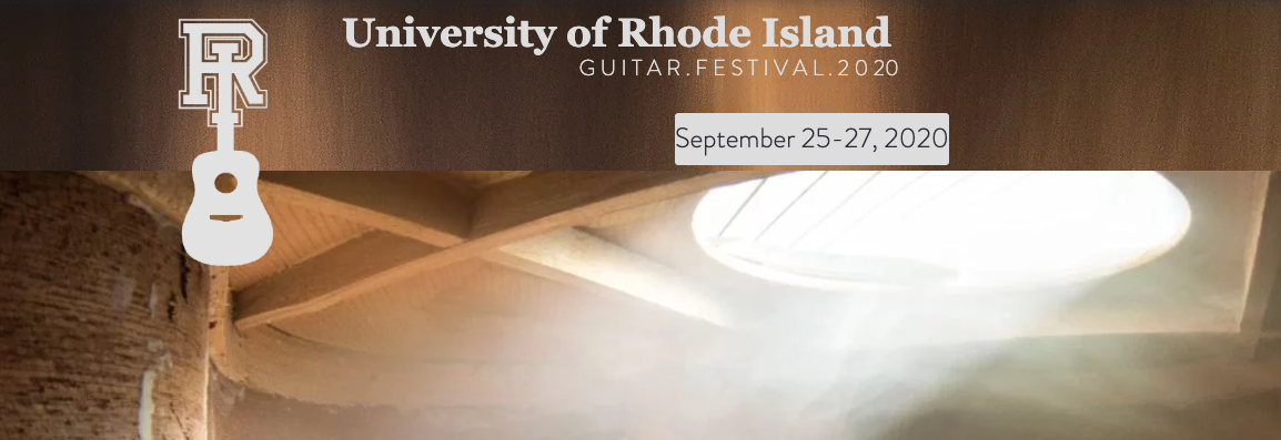 ***URI Guitar Festival 2020 - Day III
