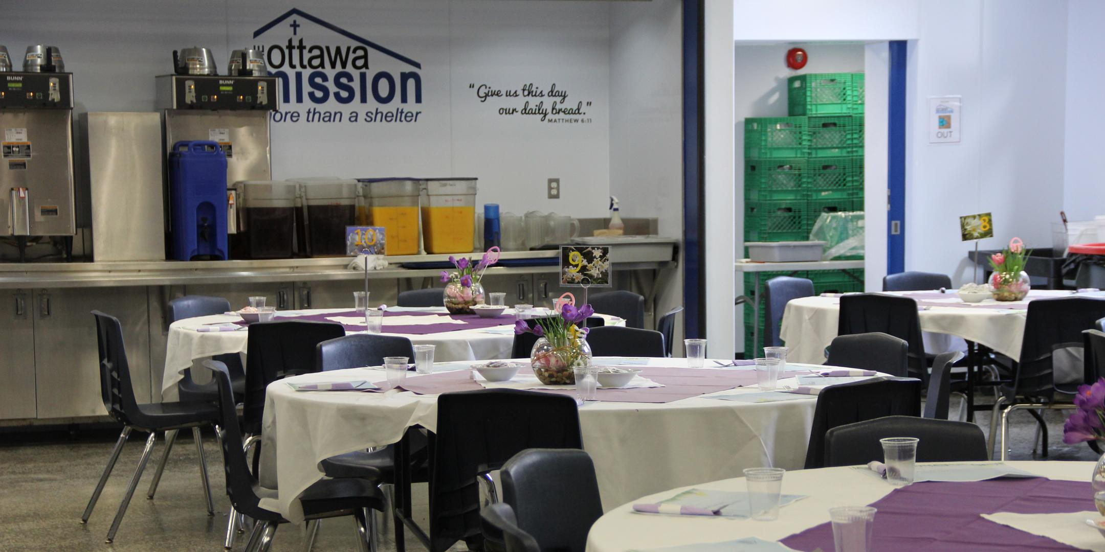 Help YPN prepare The Ottawa Mission for Easter