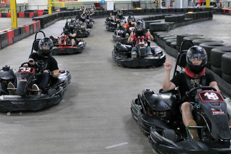 Speed School - Full Throttle Adrenaline Park - Florence, KY - 24 MAR 2020