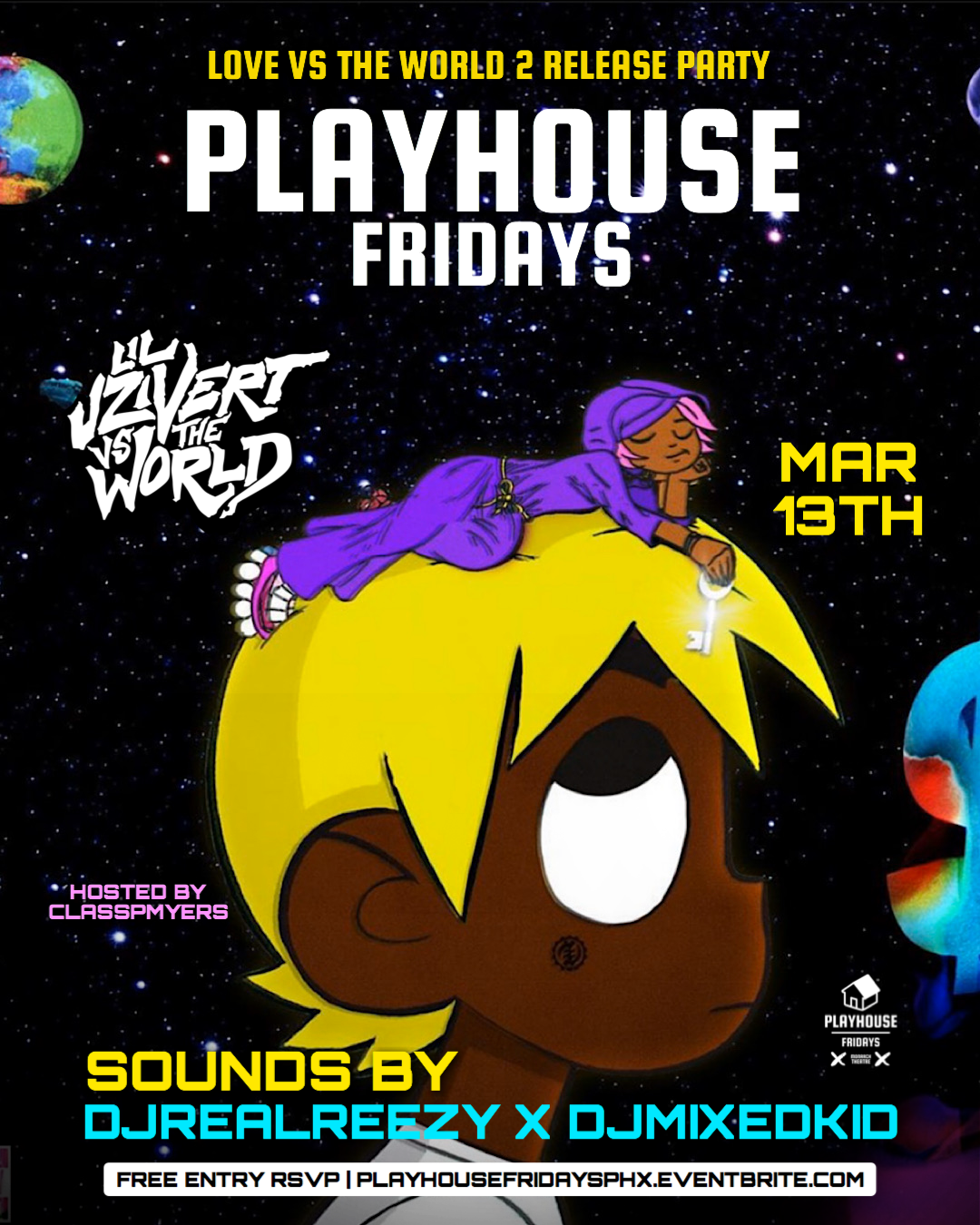 Playhouse Friday's at Monarch Theatre