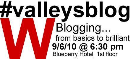 Valleys blogger meet up