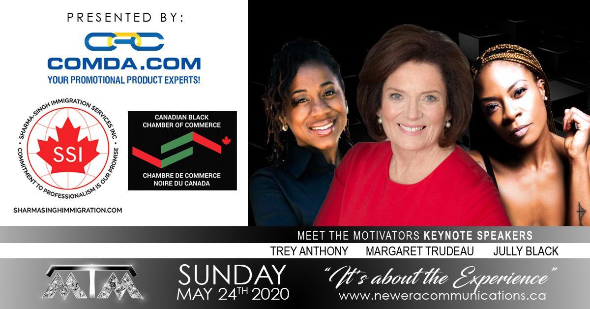 Meet the Motivators 2K20: Celebrating Women in Leadership