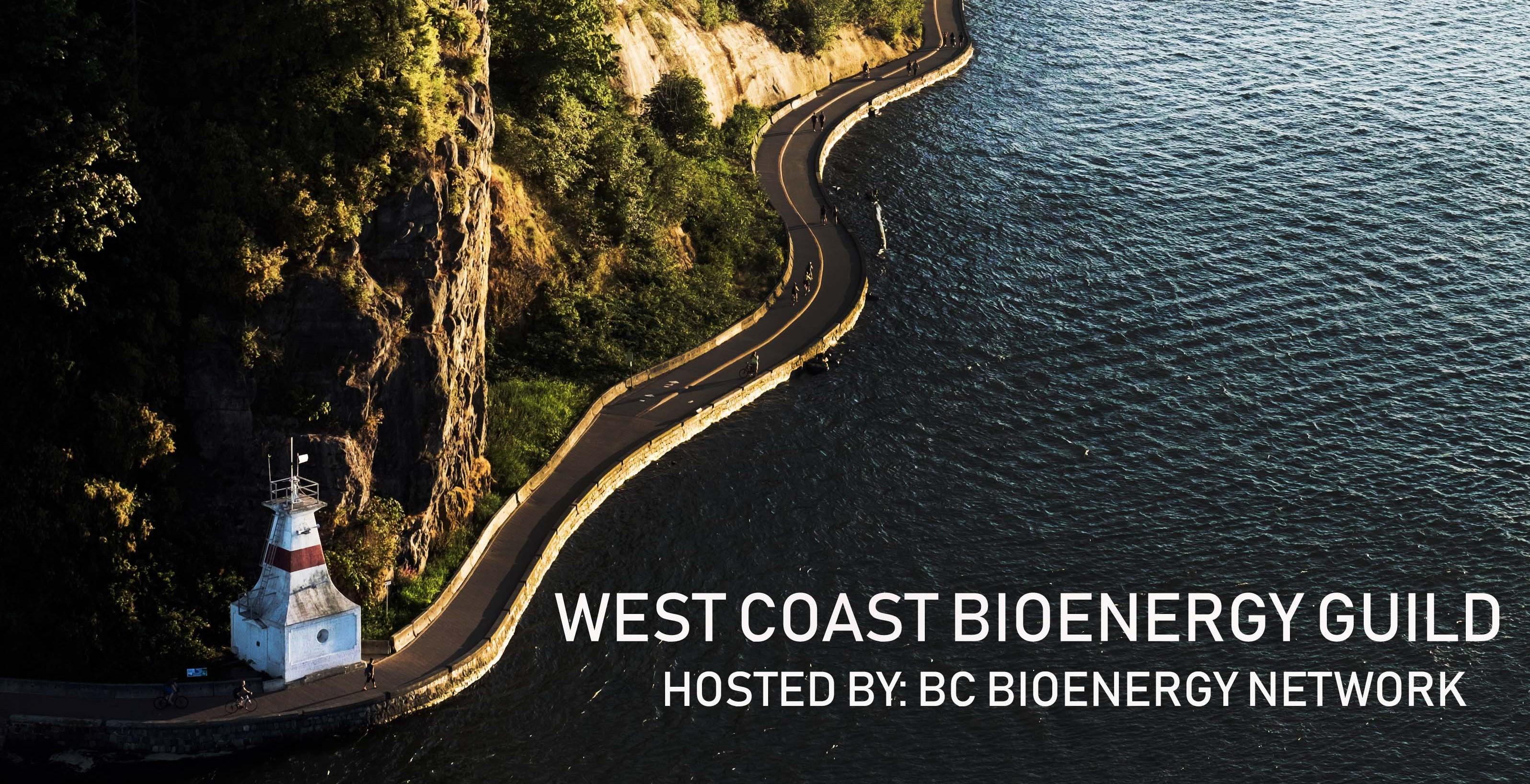 West Coast Bioenergy Guild - April 15th