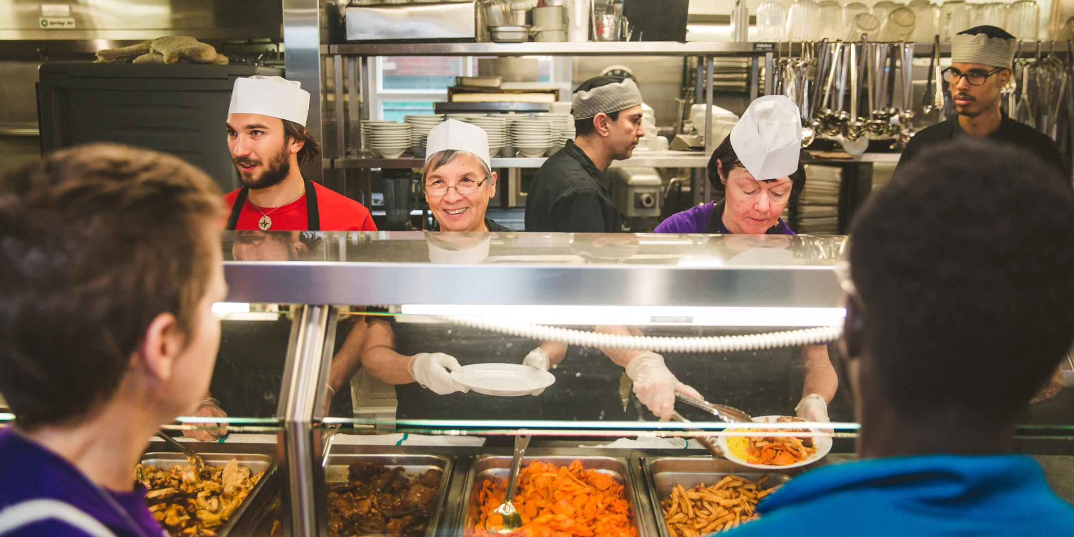Help Serve Easter Dinner At The Ottawa Mission With YPN