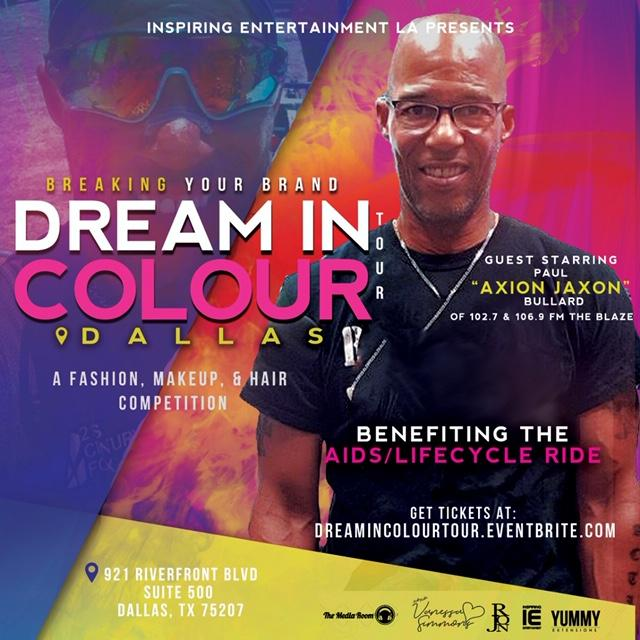Dream in Colour Tour