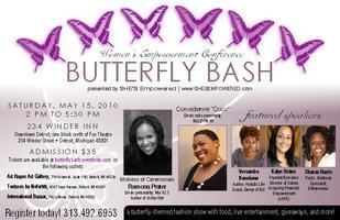 Women's Empowerment Conference Butterfly Bash