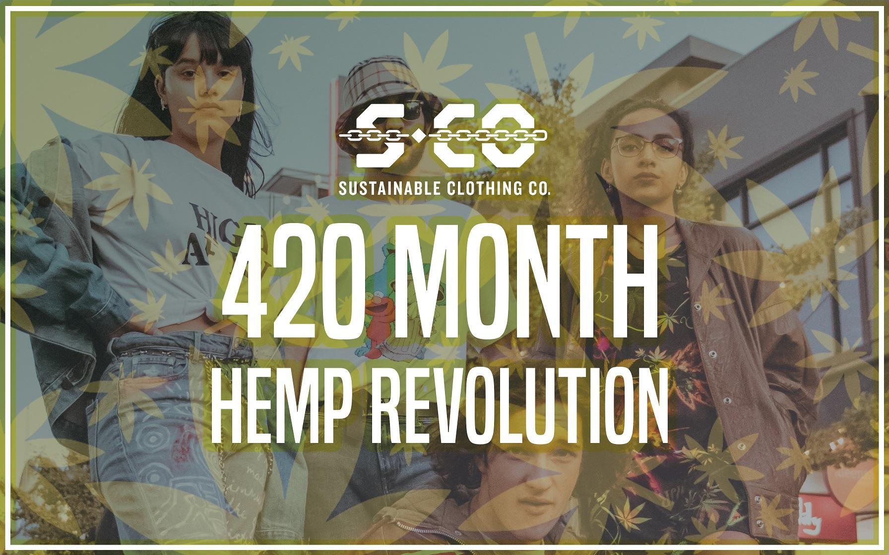420 Hemp Fashion Revolution