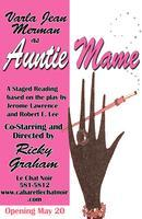 A reading of AUNTIE MAME with Ricky Graham & Varla...