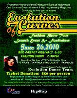 Evolution of Curves Fashion Show Tour and Fundraiser