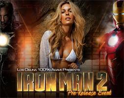 IRON MAN 2: Pre-Release Event
