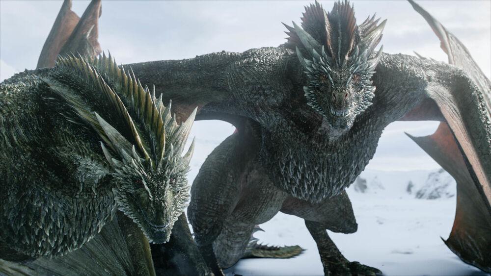 The Last Dragons