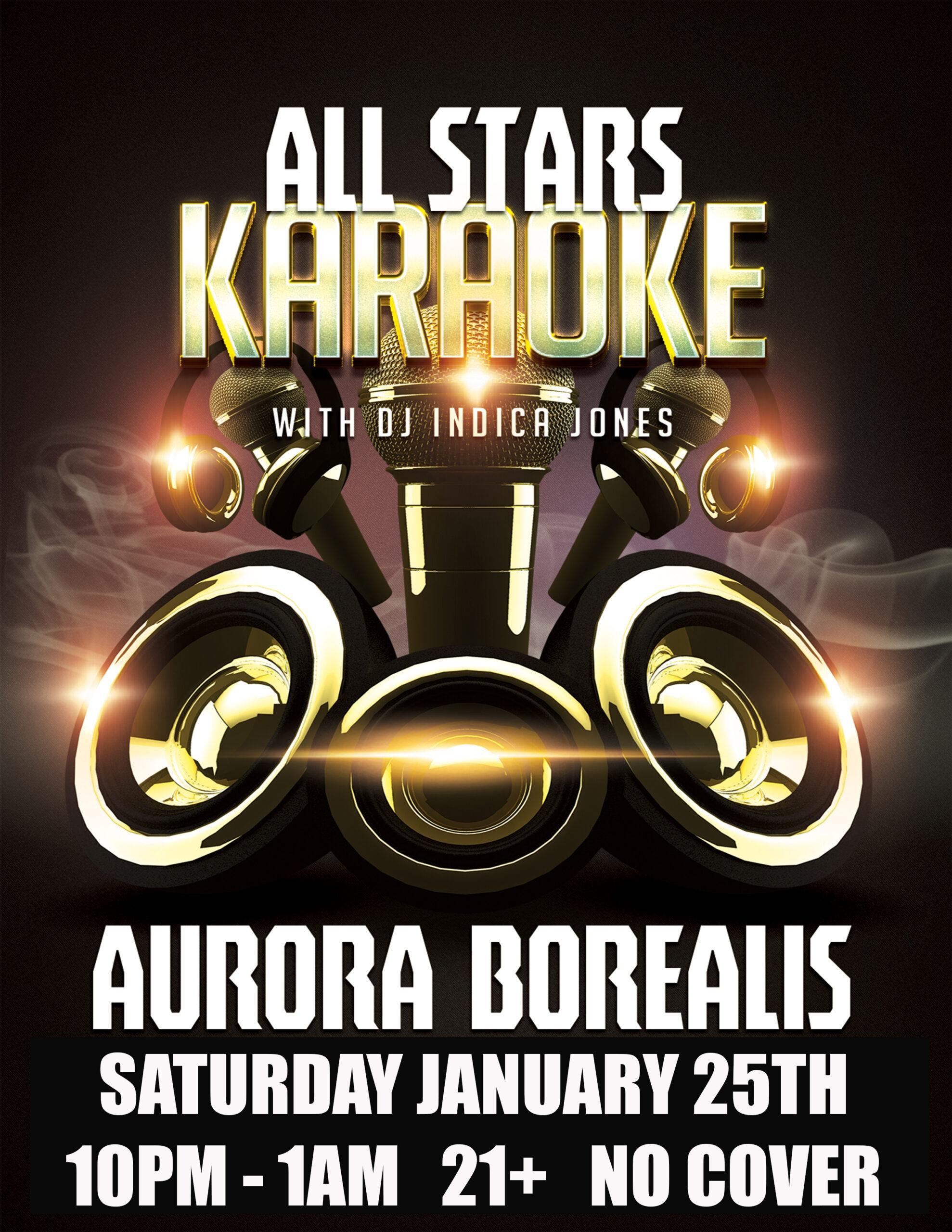 All Stars Karaoke!