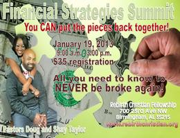 2013 Financial Strategies Summit