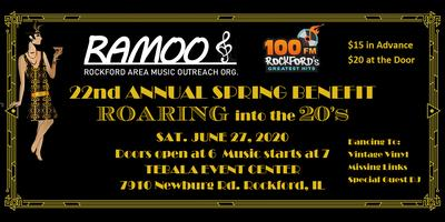 22nd RAMOO Annual Spring Benefit