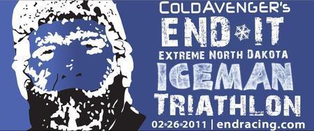 ColdAvenger's Extreme ND Iceman Triathlon