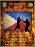 6th East Coast Filipino Martial Arts Gathering