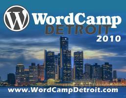 WordCamp Detroit 2010