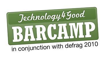 Technology4Good BarCamp