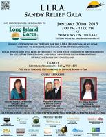 Sandy Relief Gala - Long Island's Version of 12-12-12!