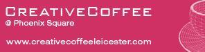 CreativeCoffee Club Leicester 14/04/10