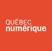 Québec numérique logo