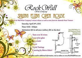 Rock Wall Wine Company - Spring Fling Open House