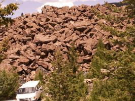 Synchronized Ringing Rocks Concert in Butte, Montana