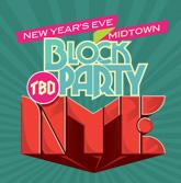 TBD NYE BLOCK PARTY w/ A-TRAK, GIGAMESH, OLIVER,...