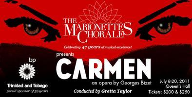 The Marionettes presents Bizet's CARMEN