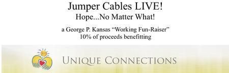 Jumper Cables for the Soul LIVE! - Skaneateles...