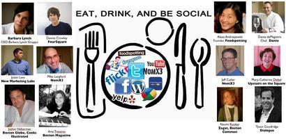 Eat, Drink, & Be Social